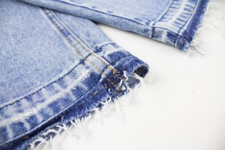 Kinsu released hem jeans-7