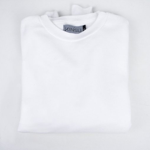 Kinsu_basic crew neck